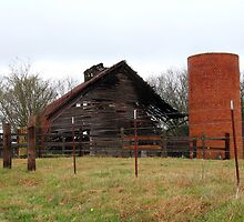 East Tennessee barn by megrag53