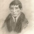 Barnabas Collins, Vampire from Dark Shadows by janetmarston
