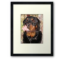 Lip Smackin' Good! Framed Print