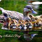 Mother&#x27;s Love (Card) by Adrienne Berner
