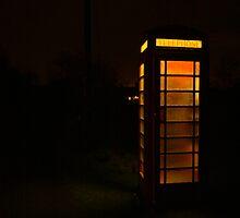 Phone Box by Nigel Bangert