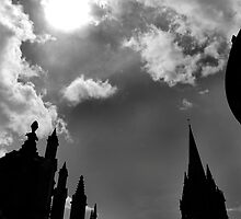 Conversing Verticals - Oxford by hurricadia