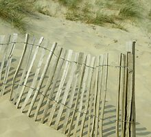 Camber Sands Beachside by Retrophoto