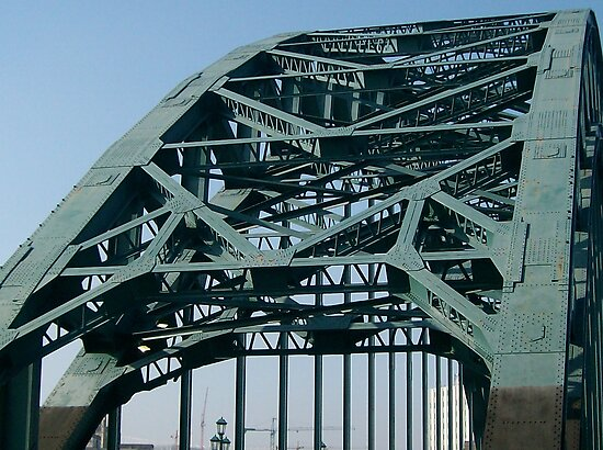 Tyne Bridge by Ladymoose