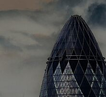 "St Mary Axe ""The Gerhkin"" by nrgpix"