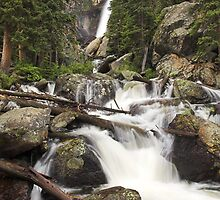 Ouzel Falls, Colorado by Tamas Bakos