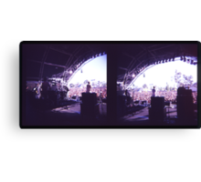 Cut Copy Canvas Print