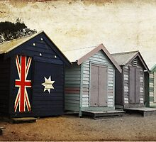 We Are Australian by Sue Wickham