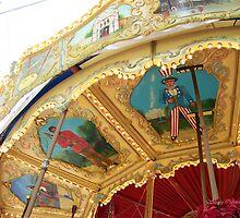 Carousel Artwork by ChereeCheree