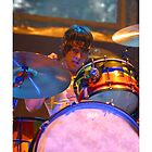 Ben Gillies Silverchair Drummer by roadwarrior