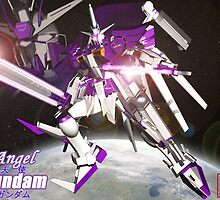 Angel Gundam_Dual Ex by v1c3r0y