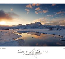 Scandinavian Sunrise by Andreas Stridsberg