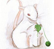 Fibre Rats II - Crochet by rotem