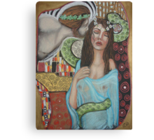 Ariadne and Dionysus Canvas Print