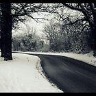 Snow scene.  by JodieAndrews