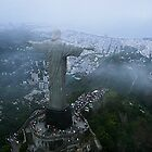 Christ the Redeemer  by Cathryn Swanson