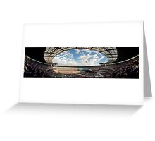 Weather with You - Sound Relief Melbourne - Panorama Greeting Card