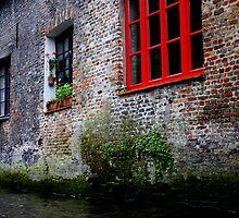 Brugge, Belgium by Alison Simpson