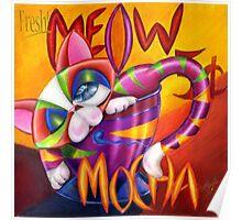 Meow Mocha! Poster
