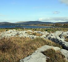 Ballyvaughan coastal view by John Quinn