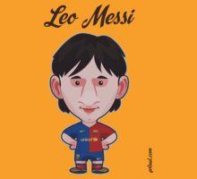 Leo Messi 1 by alexsantalo