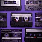 Purple Old School Music by jammysam1680