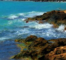 Spanish Coastline - Costa Blanca by Kate Adams