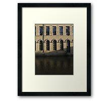 Salts Mill (3) Framed Print
