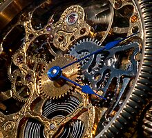 Timepiece by Kevin Bergen