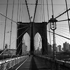 Brooklyn Bridge, NYC by Alison Simpson