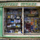 Faded Shop Window by jomfix