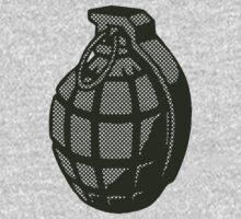Hand Grenade by Stuart Stolzenberg