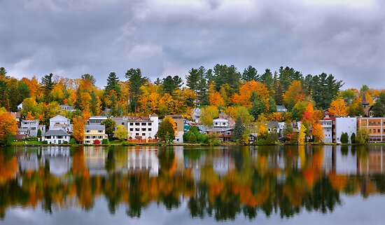 Mirror Lake by Mark  Allen