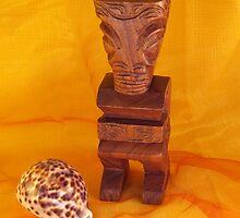 Tahitian still life... by jean-louis bouzou