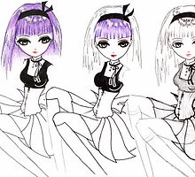 Girls (Doll x3) by Liona