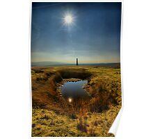 Grassington Moor Poster
