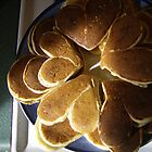 Heart Pancakes by Liona