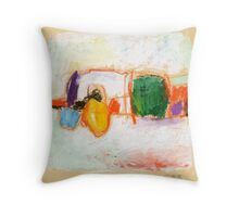 from my dream Throw Pillow