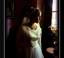 Sarah Vintage Bride 001 by Allan  King