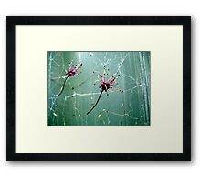 Catch Me, I'm Falling Framed Print