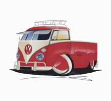 VW Splitty Pick-Up (Custom A) by Richard Yeomans