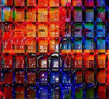Containerworld by Heike Schenk Arena