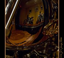Chromed Harley-Davidson 2 by Gracey