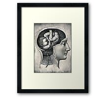unborn ideas Framed Print