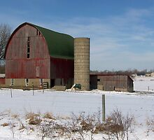 Old Country Barn by MichiganGirl