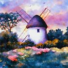 TECUMSHA IRELAND'S LAST WINDMILL by Mary  Lawson