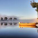 Bellingen River by Christopher Meder