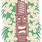 TIKI SOFT by Jamie Rice