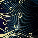 Design abstract background  by Olga Altunina