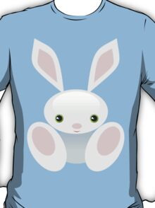 Little Blue Baby Bunny - The Wisley T-Shirt